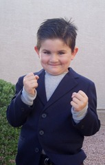boxing smiling boy 500x785