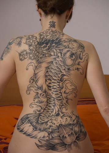 Yakuza Tattoos in Japan | hot tattoo ideas