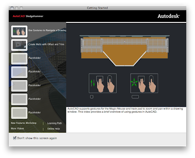 AutoCAD for Mac 6