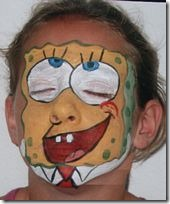 spongebob_face-paint