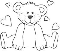 moldes osos (2)