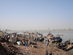 Mopti - Bani River Bank
