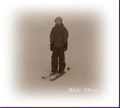 marcus på ski 1