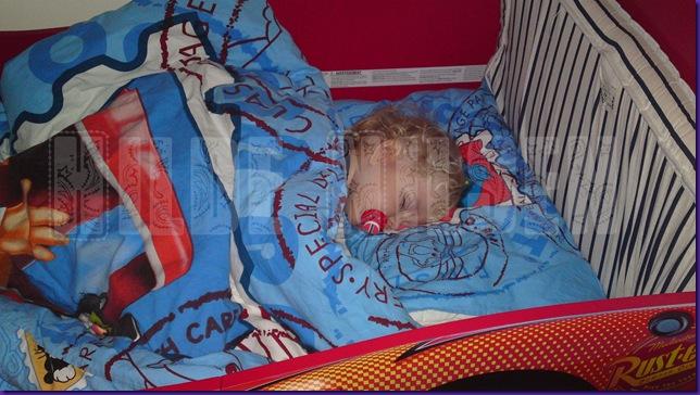 Første natt i stor seng 2