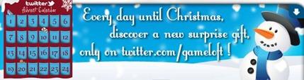 Gameloft - 25 Days of Christmas