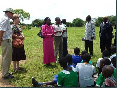 Uganda life and Gafayo Mem Orphan School 038