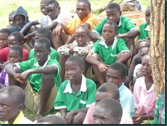 Uganda life and Gafayo Mem Orphan School 040