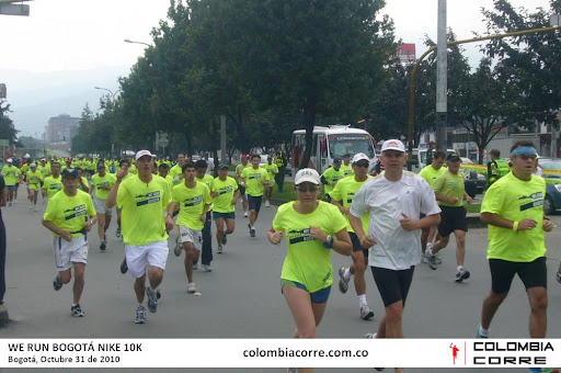 concurso we run bogota nike 10k