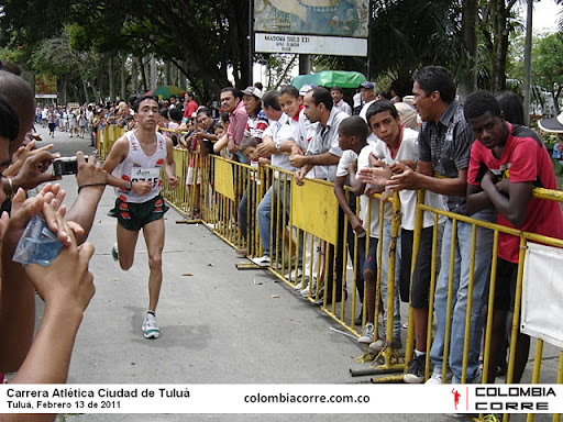 carrera atletica fusagasuga 2011