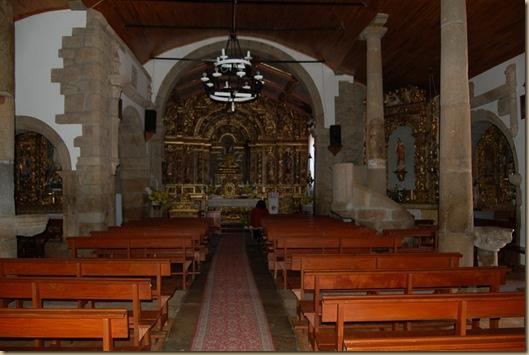 Igreja Matriz - Vista interior