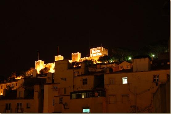 Castelo São Jorge - Lisboa
