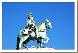 Estátua equestre D. José