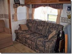 Bobcat sofa