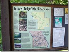Bothwell info board1