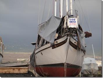 ハワイ島・ボート