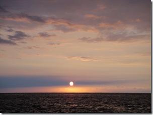 サンセット・ハワイ島