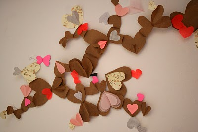 paper hearts by essimer