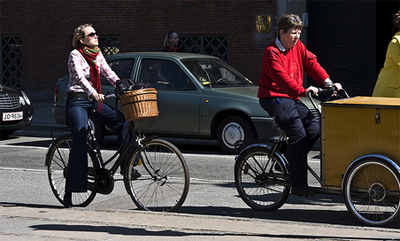 copenhagen cycle chic
