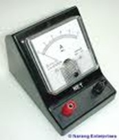 single range ammeter