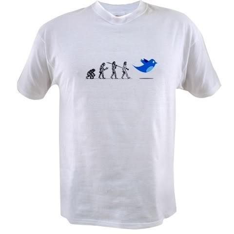 Camisa Twitter
