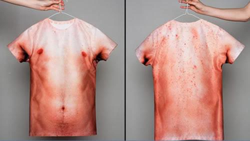 Camiseta segunda pele