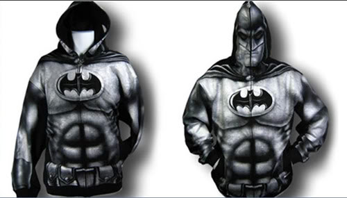 Batman Full Zip-Up