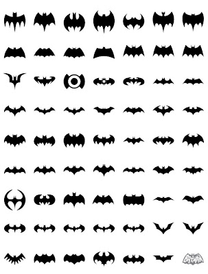 Batman Logotipos em Vetor - Download