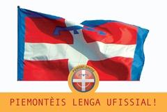 Piemontese lingua ufficiale