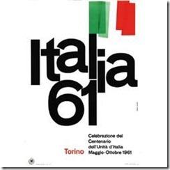 Poster, Italia61, Danilo Nubioli