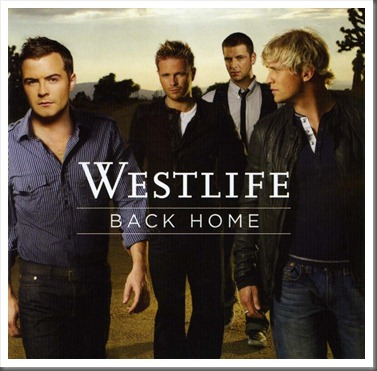 Westlife-Back Home [Front]
