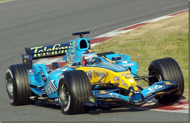 AUTO/F1 BARCELONA TESTS 2006