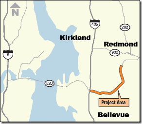 520 Repaving map (click for details)