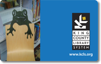 KCLS Library Card Contest