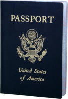 U.S. passport book