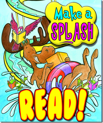 Make a Splash: KCLS Summer Reading Program