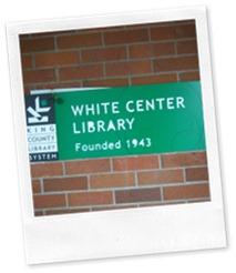 Wheelie at White Center