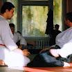 Киев, октябрь 1996г. Стефан Бенедетти (Франция), 5-дан Айкидо Айкикай