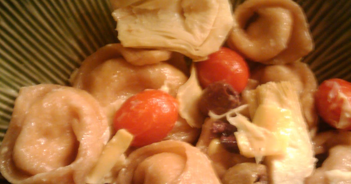 Feed Me Coffee!: Tortellini From Scratch