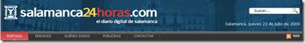 Salamanca 24 Horas - El Periódico Digital de Salamanca