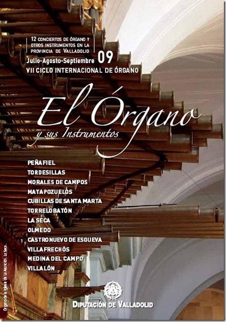 VII Ciclo Internacional de Órgano.