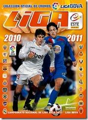 Cromos liga 2010-2011