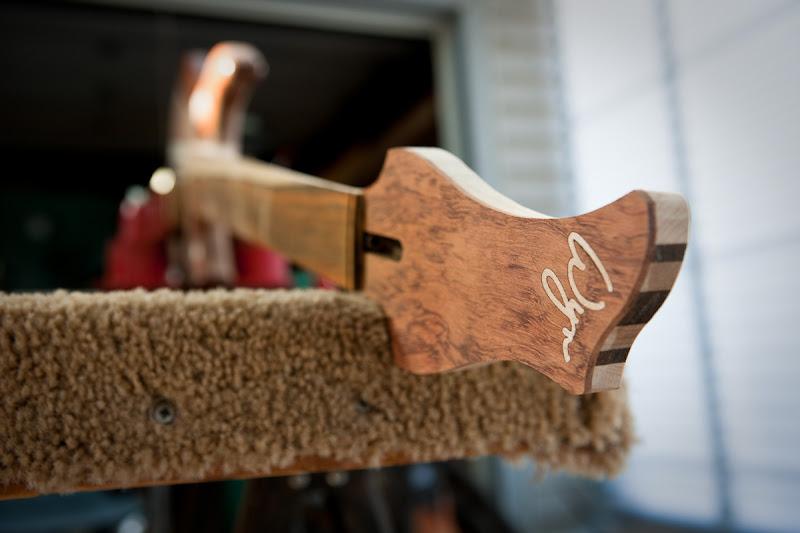 Wyn Guitars, Randall Rullmer