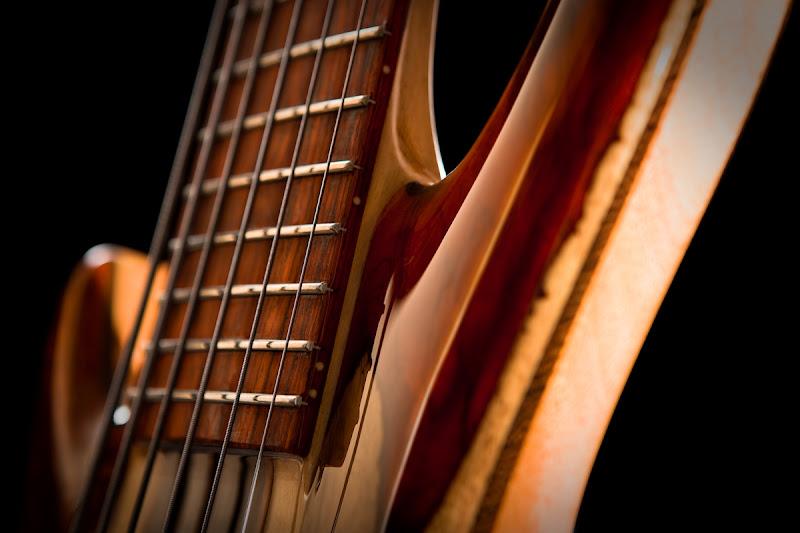 Wyn guitars, Randall Fullmer