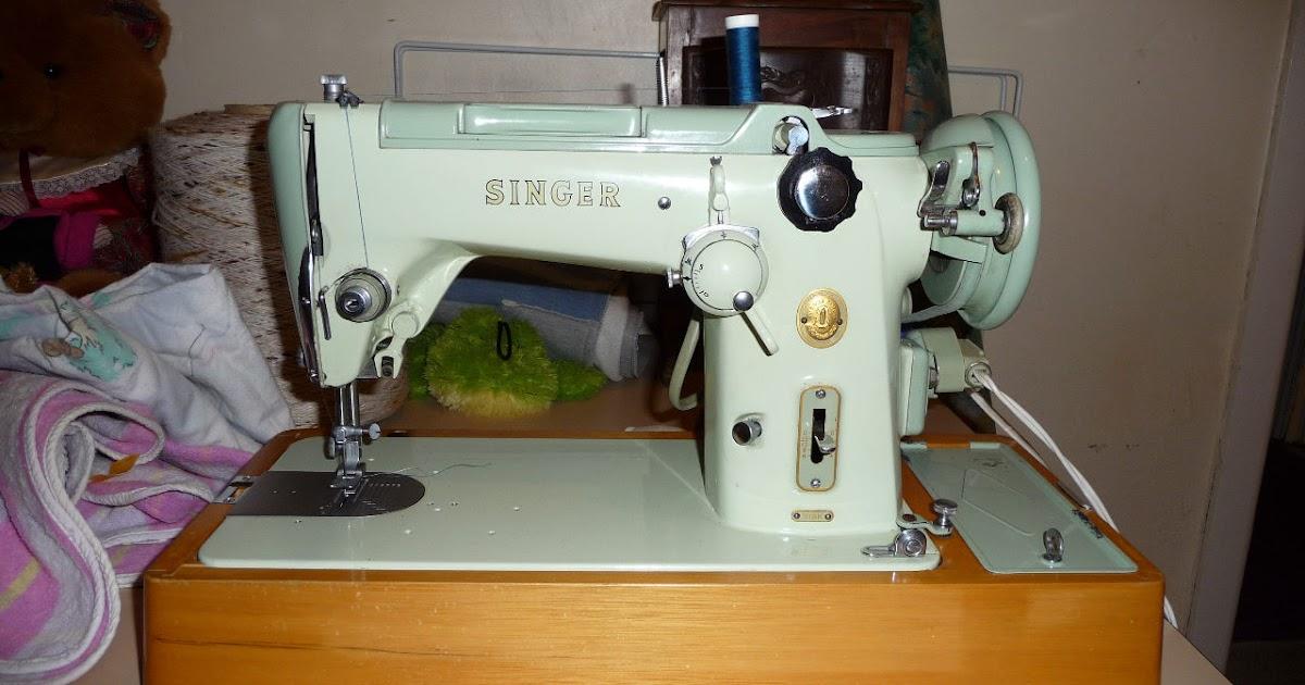 old singer sewing machine manual