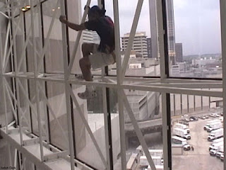rappelling services washington dc