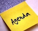 Todo organizado en nuestra agenda