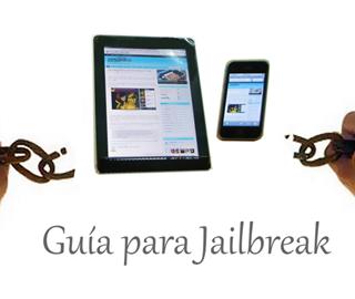 Guía para hacer el Jailbreak para el iPod Touch, iPhone 3G/3Gs y iPad