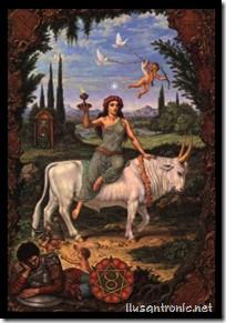 Mitologia Aldebaran de Tauro