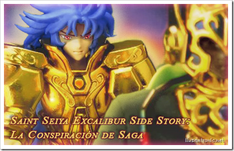 Saint Seiya Excalibur