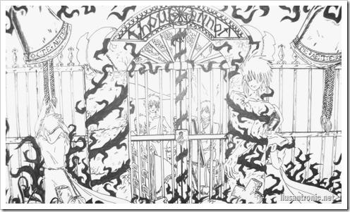 Concurso de Fanarts de Saint Seiya The Lost Canvas